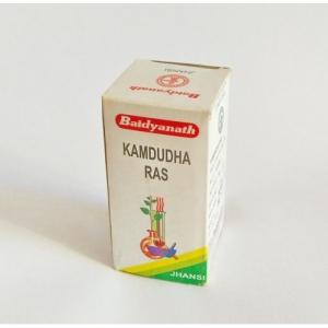 Камдудха Рас (Kamdudha Ras) 10 г  Baidyanath (Байдьянатх)
