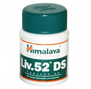 Лив-52 ДС (Liv-52 DS) 60 таб Himalaya (Хималая)
