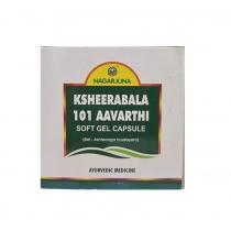 Кширабала 101 (Kshirabala 101) 100 кап Kottakkal Ayurveda (Коттаккал Аюрведа)