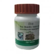 Дивья Шиладжит Расаян Вати (Divya Shilajeet Rasayan Vati) 120 таб Patanjali (Патанджали)