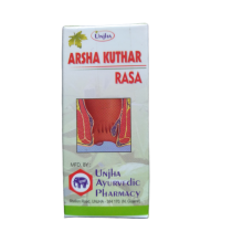 Арша Кутхар раса (Arsha Kuthar rasa) 40 таб Unjha (Унжа)