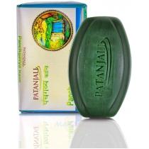 Аюрведическое мыло Пять даров Священной Коровы (Panchgavya Soap) 75 гPatanjali (Патанджали)