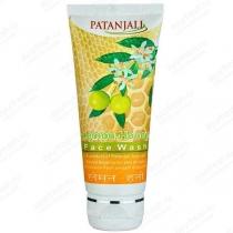 Гель для умывания Мед и Апельсин (Honey & Orange Face Wash) 60 г Patanjali