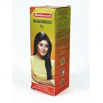 Масло для волос Махабрингарадж (Mahabhringraj Oil) 100 мл Baidyanath (Байдьянатх)