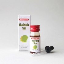 Шадбинду масло (Shadbindu Tail) 50 мл (Baidyanath) Бйдьянатх