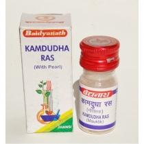Камдудха Рас (Kamdudha Ras) 25 таб Baidyanath (Байдьянатх)