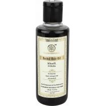 Масло  18 Трав без парабенов (18 Herbs Herbal Hair Oil Paraben / Mineral Oil Free) 210 мл Khadi