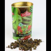 Hyson Kiwi Strawberry Green Tea (Киви Клубника), цейлонский, 100 г