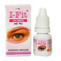 Глазные капли Ай фит (I-FIT Eye Drops) 10 мл Neo Herbs