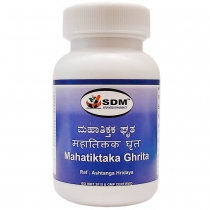 Махатиктака Гритам (Mahatiktaka Ghrita) 100 г SDM