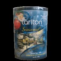 """Чай """"Tarlton"""" Сияющее Рождество, 200 г ж/б"""