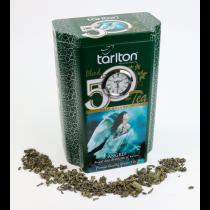 "Чай ""Tarlton"" зеленый ""Ангел"", ж/б с часами, 200 г"