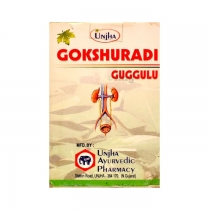 Гокшуради Гуггулу (Gokshuradi Guggulu) 60 таб Унжа (Unjha)