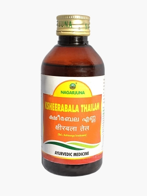 Кширабала масло (Kshееrabala Thailam) 200 мл Нагарджуна (Nagarjuna)