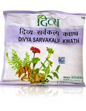 Дивья Сарвакалп Кватх (Divya Sarvakalp Kwath) 100 г Патандажли (Patanjali)