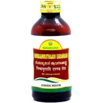 Нимбаамритади Эранд (Nimbaamruthaadi Earandam Tailam)  100 мл  Nagarjuna