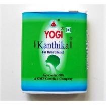 Йоги Кантика (Yogi Kanthika) 140 гранул Yogi Ayurveda (Йоги Аюрведа)
