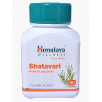 Шатавари (Shatavari) 60 таб Himalaya (Хималая)