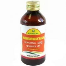 Дханвантарам масло (Dhanvantaram Thailam) 200 мл Нагарджуна (Nagarjuna)