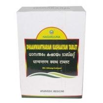 Дханвантарам Кашаям (Dhaanwantharam Kashaayam) 100 таб Nagarjuna