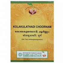 Колакулатхади чурна (Kolakulathadi Choornam) 100  г Vaidyaratnam
