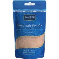 Черная соль молотая (Black salt Powder) East End (Ист Энд) 100 г