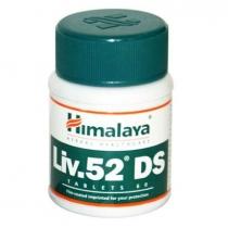 Лив 52 ДС (Liv-52 DS) 60 таб Himalaya (Хималая)