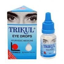 Глазные капли Трикуль (Trikul) 15 мл Trimed