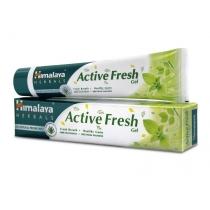 Зубная паста-гель Активная Свежесть (Active Fresh Gel) 80 г Himalaya (Хималая)